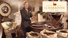 15%  discount on selected lines of coffee from J.J. Darboven